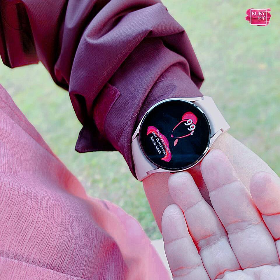 Gaya Hidup Lebih Aktif Bersama Galaxy Watch4