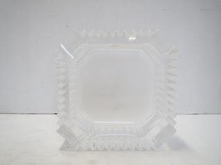 Emanuel Ungaro Crystal Dish