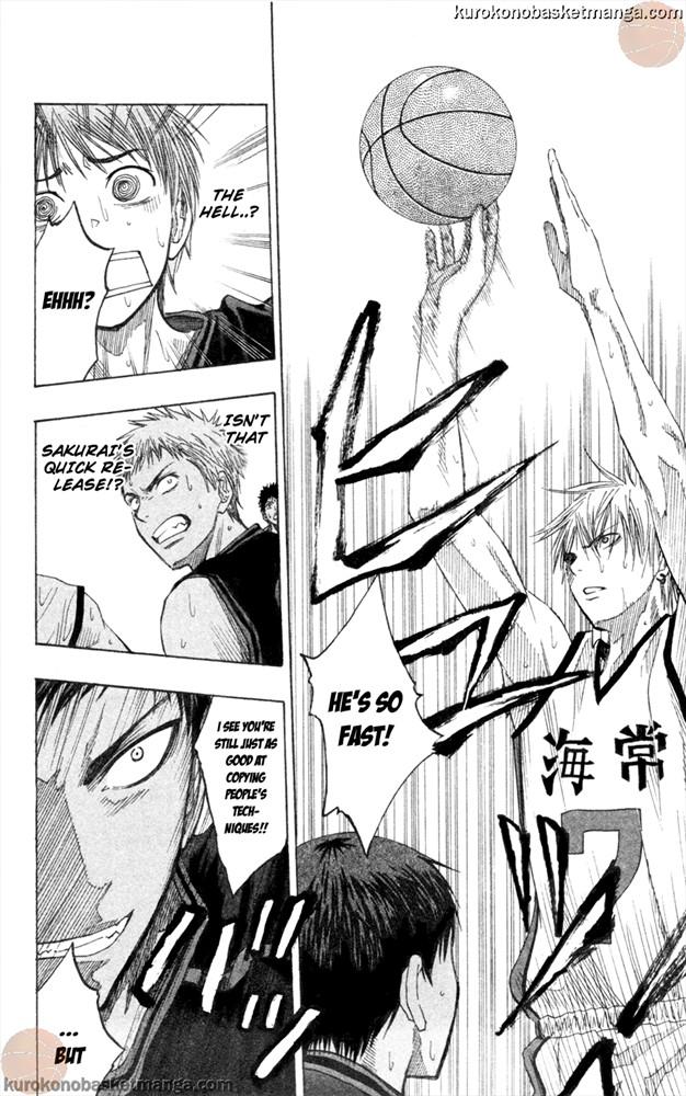 Kuroko no Basket Manga Chapter 64 - Image 12