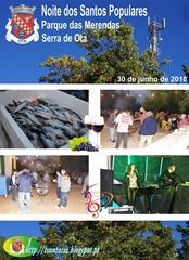 Noite dos Santos Poipulares - 30.06.2018