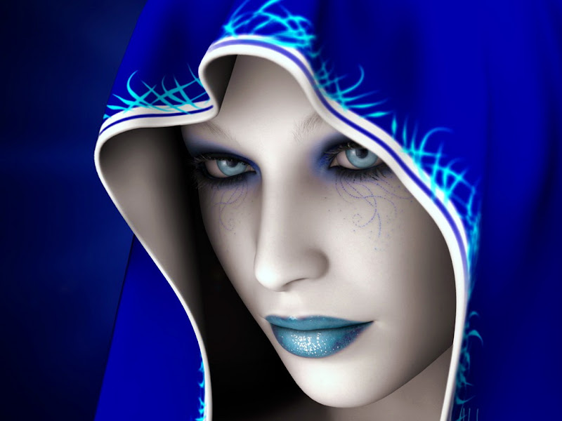 Blue Witch, Witchcraft