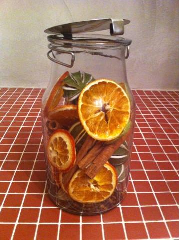 DIY: home fragrances on design and fashion recipes