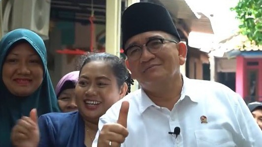 Soal Jakarta Genting, Ruhut Ketawain Anies: Kadrun Jadi Pemimpin ya Begitulah