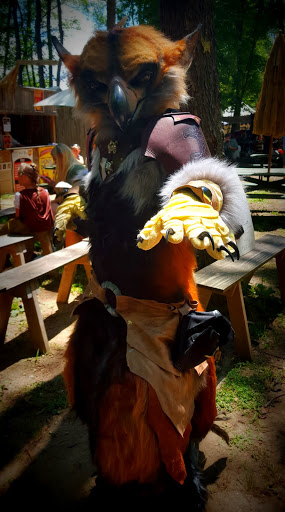 Taruk cosplay. From Come Hither! 7 Tips for Visiting Black Rock Medieval Fest