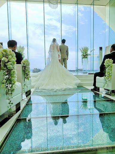 【沖繩旅遊必去必買必吃】三億台幣打造Eines Villa di Nozze Okinawa愛妮絲渡假婚禮教堂~小布妹愛旅行