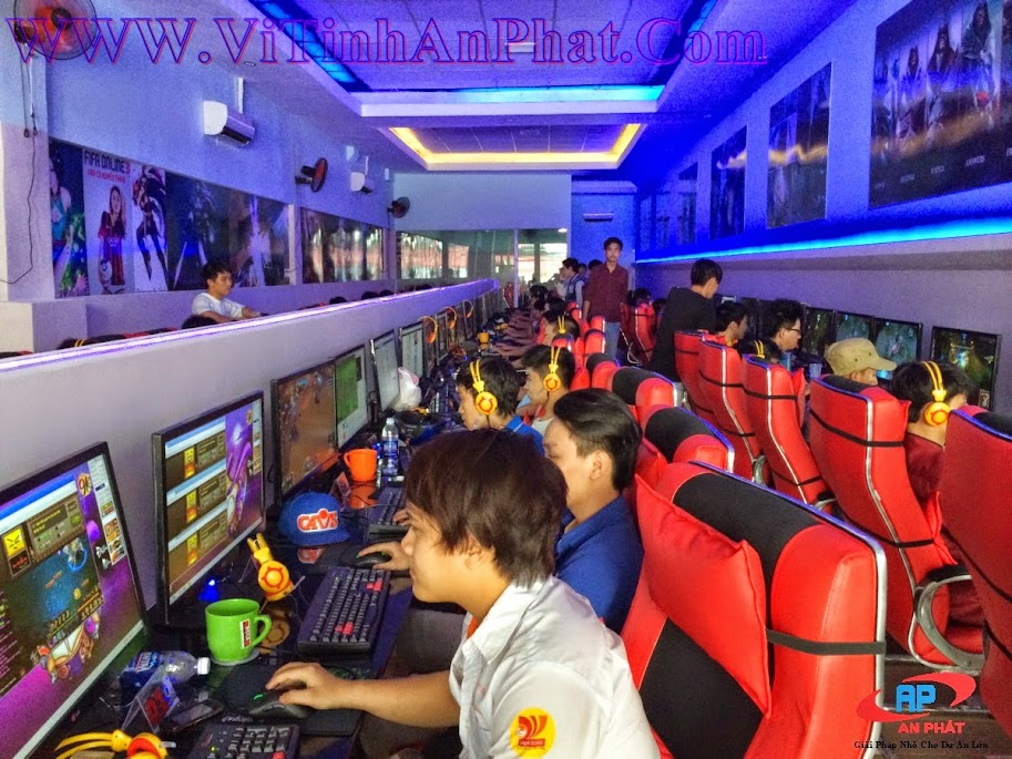 Lắp đặt phòng net tại Bình Thạnh | Lap dat phong net tai Binh Thanh