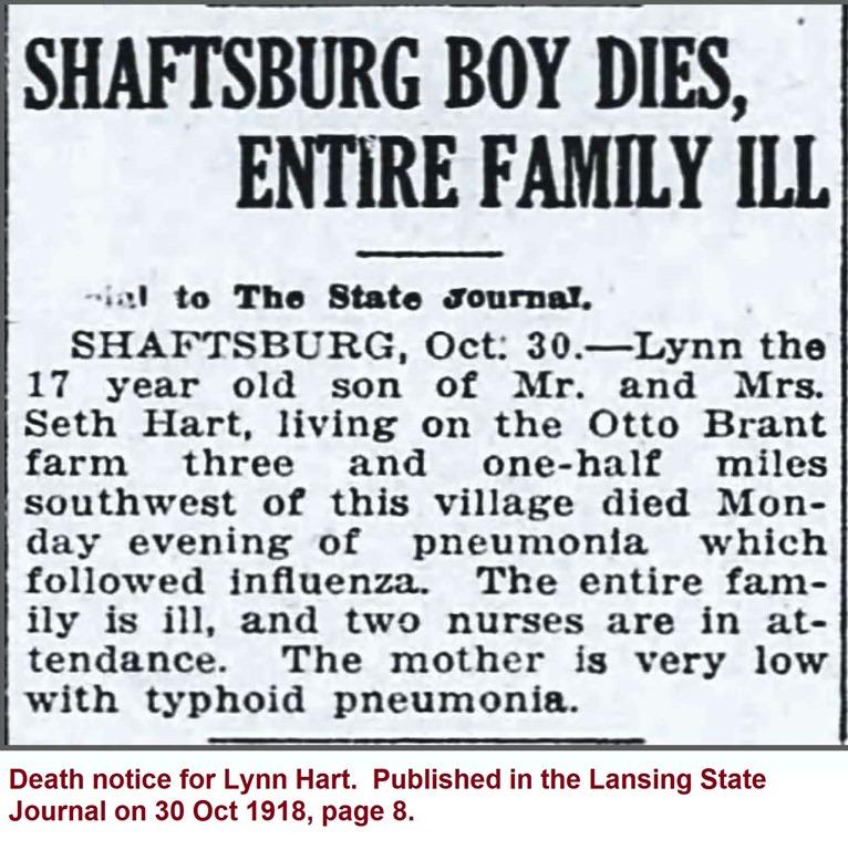 [HART_Lynn_death+notice_LansingStateJour_30+Oct+1918_pg+8+-+Copy%5B4%5D]
