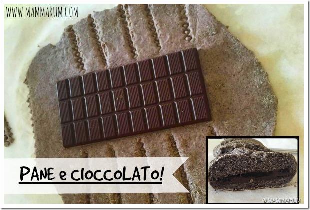 RICETTA pane e cioccolato