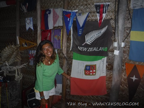 Italia & New Zealand ! - Fakarava