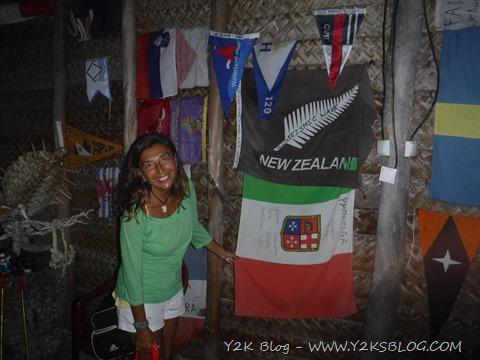 Italia & New Zealand ! - Fakarava