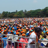 Bharat Vijay Rally Chikmagalur 13-4-2014