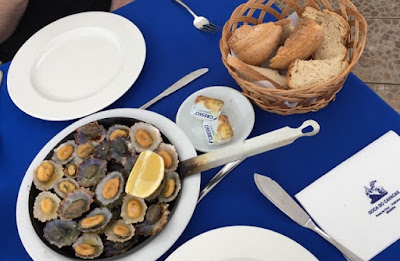 Top 10 things to do in Madeira - Limpets in garlic butter