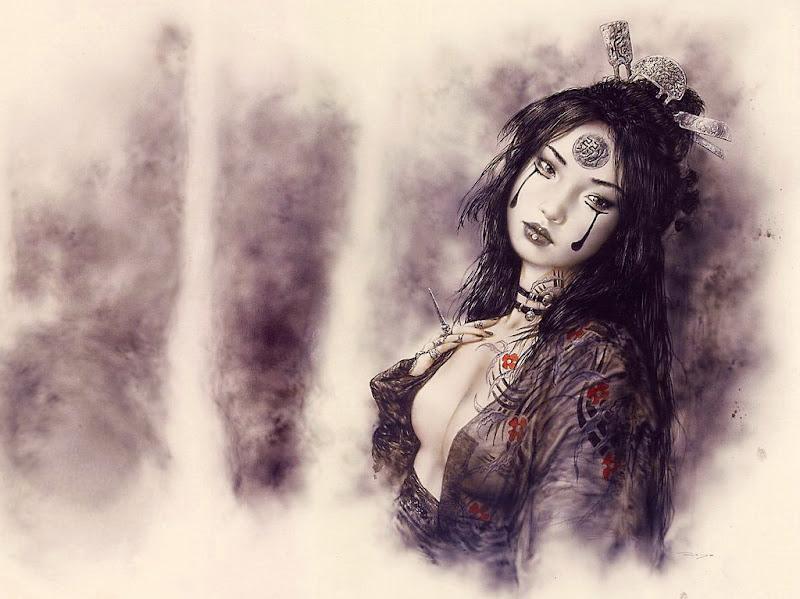 Black Tears Samurai, Magic Beauties 2