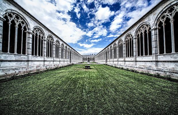 Camposanto monumentale, Pisa di Sergio Pandolfini