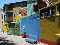 Boca neighborhood - Buenos Aires