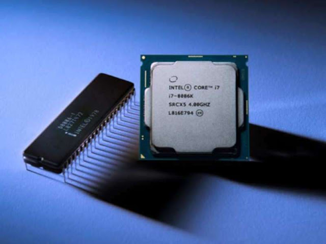 Intel announces limited edition Core i7-8086K to mark 40th anniversary of 8086 processor