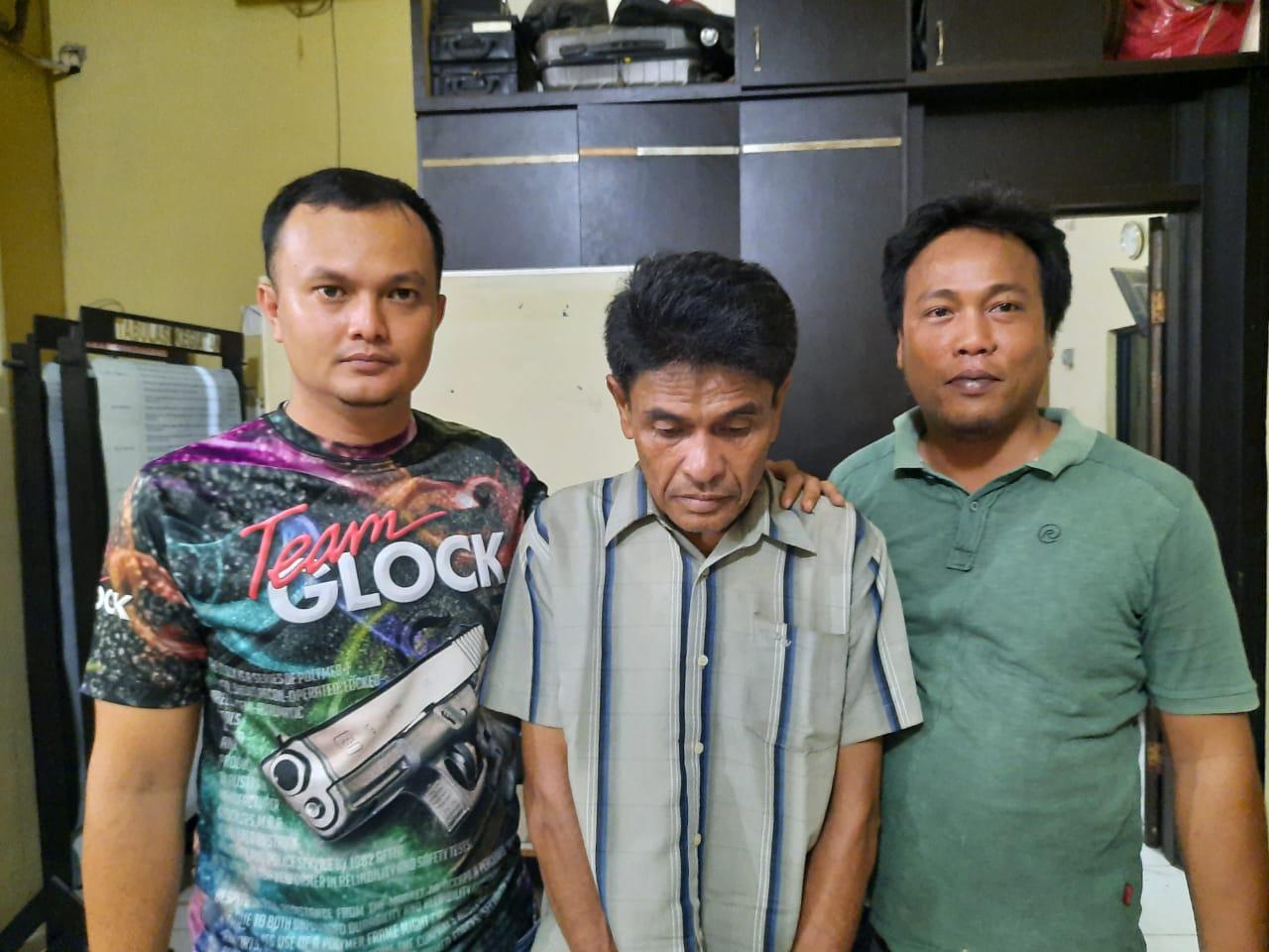 Sat Res Narkoba Polres Tanjung Balai, Ringkus PP Sedang Nunggu Pasien Shabu