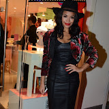 WWW.ENTSIMAGES.COM -  Sarah Jane Crawford   at     Benefit Cosmetics - global flagship store launch party at Benefit, Carnaby Street, London, September 11th 2013                                                 Photo Mobis Photos/OIC 0203 174 1069