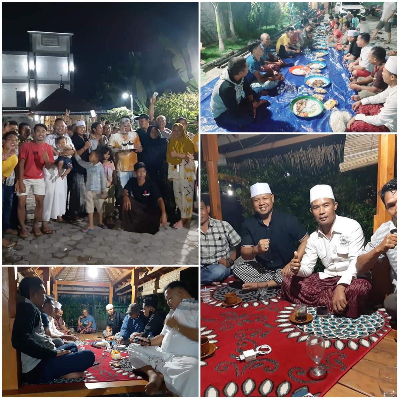 Merayakan Malam Pergantian tahun dengan Makele dan Doa Bersama