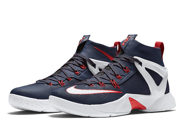 Usa Basketball | NIKE LEBRON - LeBron James - News | Shoes ...
