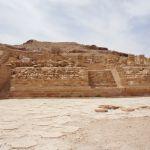 ナバタイ人の主神を祀っていた「大寺院」