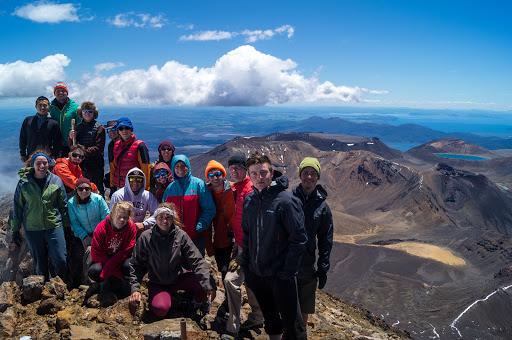 Tongariro National Park: Summit of Mt. Ngauruhoe (Mt. Doom)