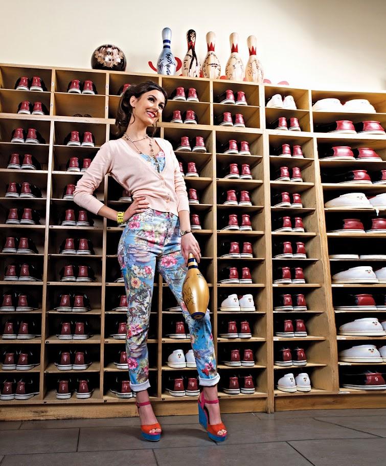 Виктория Джастис — Фотосессия для «Teen Now» 2012