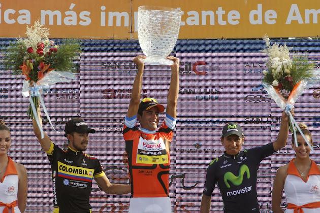 Tour de San Luis 2015 - Etapa 7: San Luis - San Luis - 122,4 km
