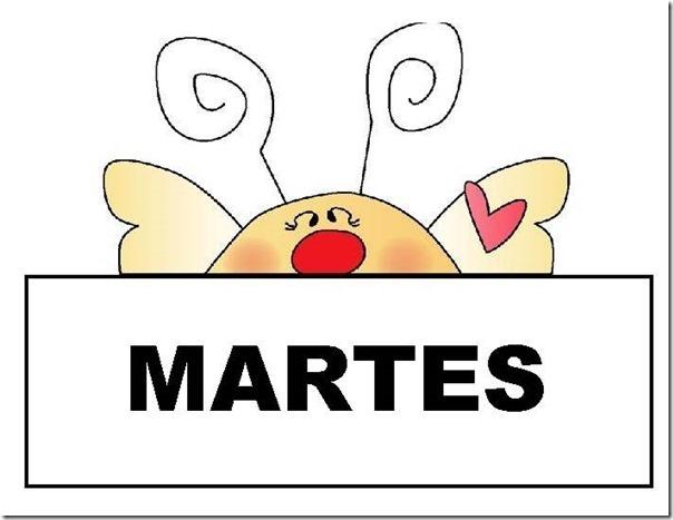 MARTES 1