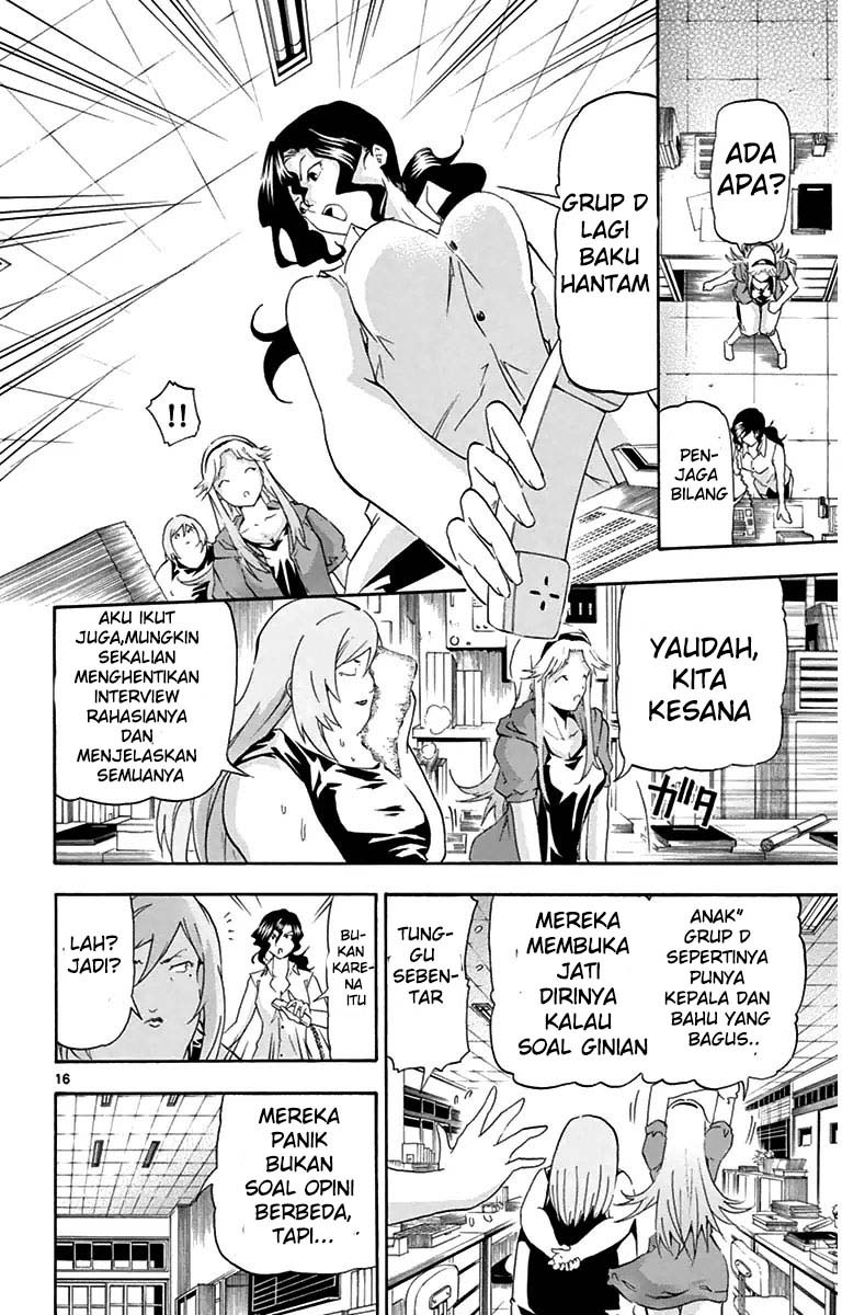 Keijo!!!!!!!!: Chapter 11 - Page 16