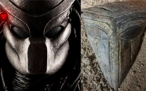 """Arqueólogos encontram """"máscara alienígena"""" de 6 mil anos e com traços humanos"""