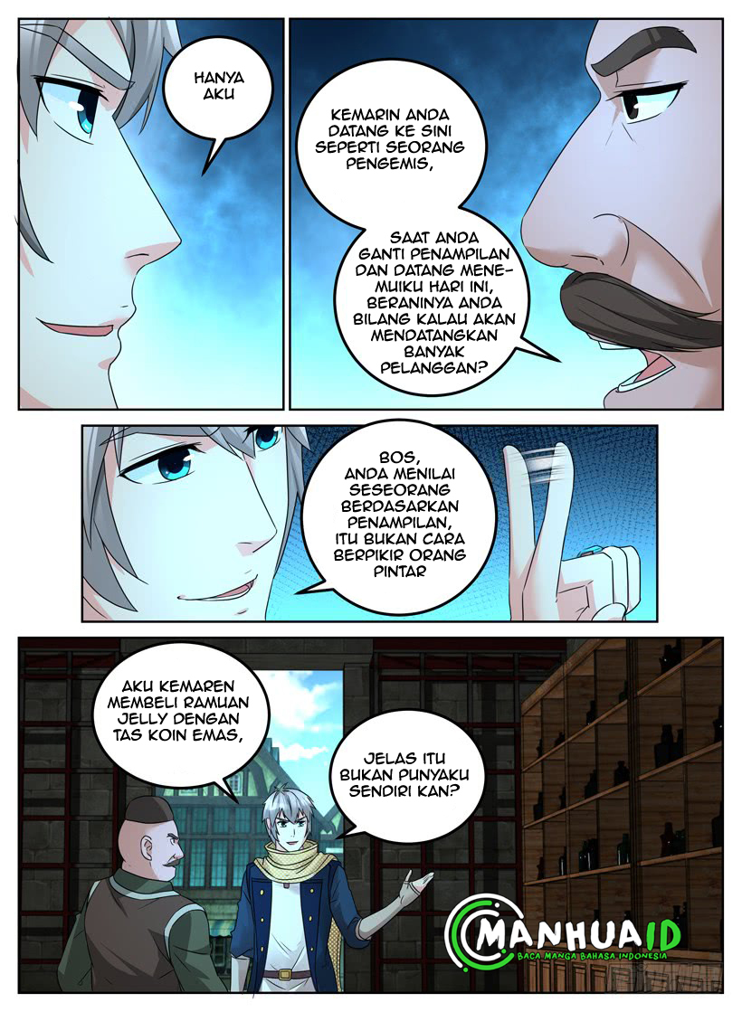 The Law of the Alien Merchants: Chapter 09 - Page 11