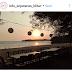 Kemuning Senja di Pantai Serang - Puisi