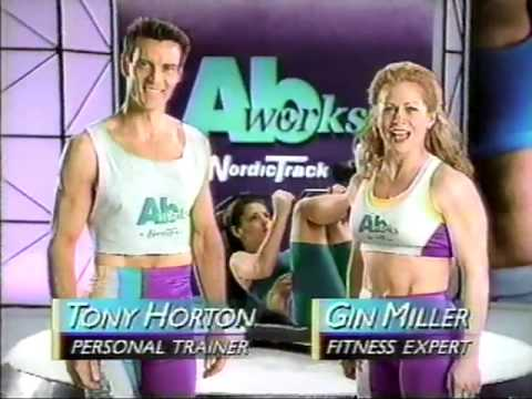 Tony Horton And Gin Miller, Tony Horton