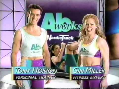 Tony Horton And Gin Miller, Tony Horton