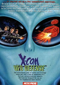 X-COM: UFO Defense - Review-Cheats-Walkthrough By Jesse Alley