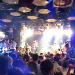 tearing down the roof at club Cocoon in Seoul, Seoul Special City, South Korea