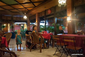 Hotel Africa Asia w Yogyakarcie
