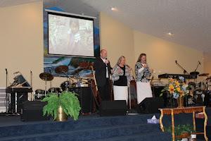 Harmonizing for Jesus!