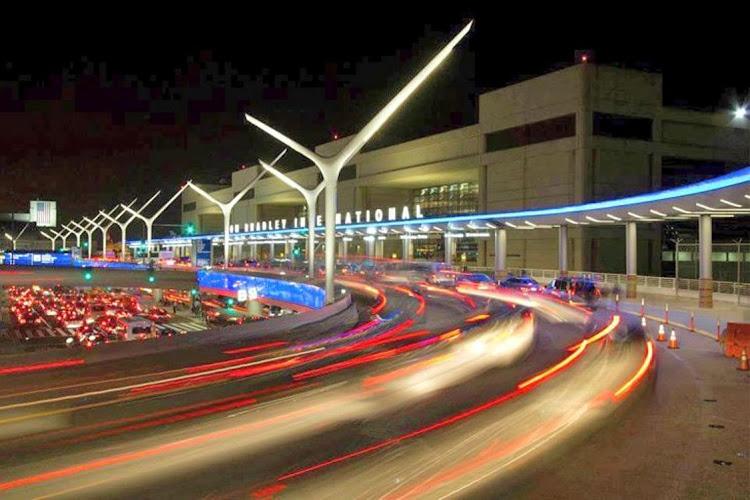 LAX is undergoing massive upgrade