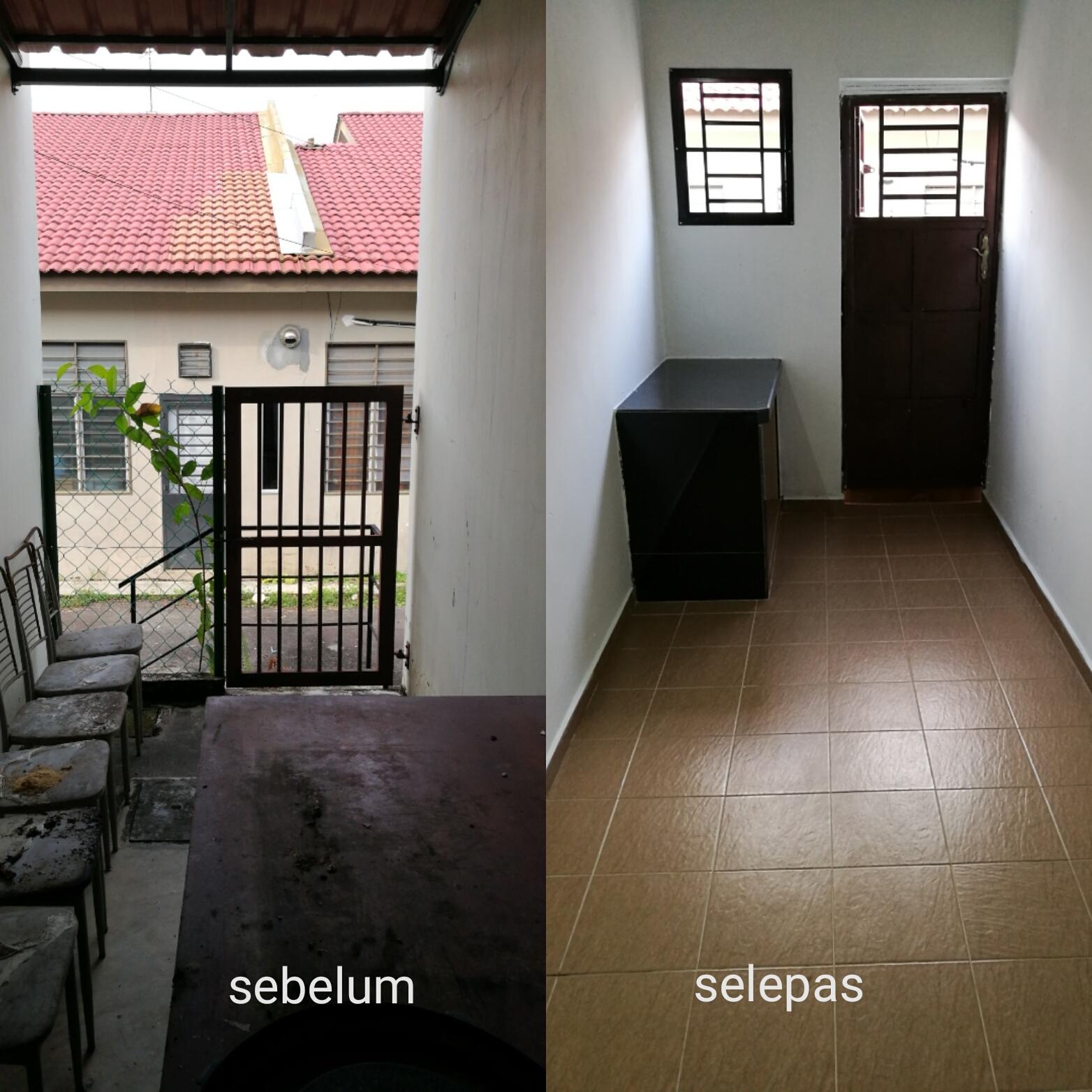 Blog Cikgu Zahidi Mi Casa Renovate Halaman Belakang Jadi Dapur Basah