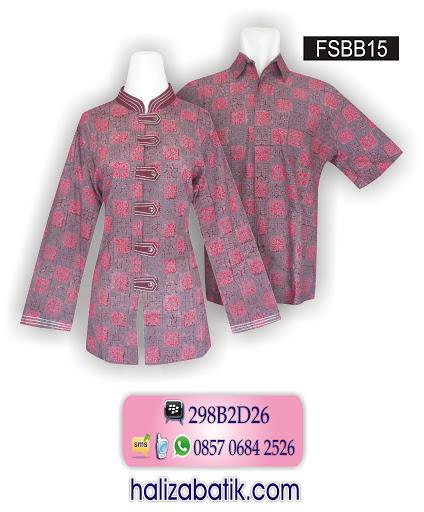 gambar model baju batik, batik indonesia, grosir batik pekalongan