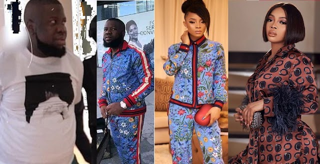Gbas Gbos! Hushpuppi Reportedly Fingers Toke Makinwa As His Accomplice [Photos]