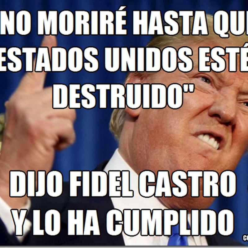 Memes sobre la Muerte de Fidel Castro