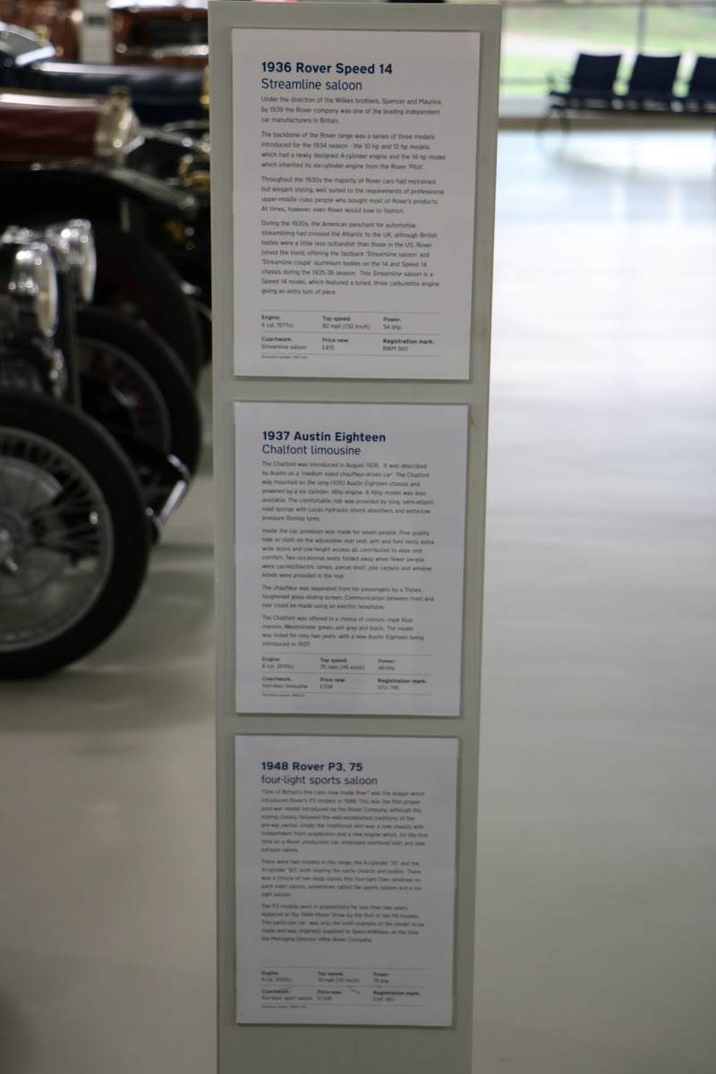 The British Motor Museum 0608.JPG