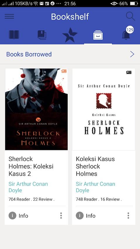 Ketagihan Sherlock Holmes