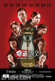 Tổ Đội Bất Đắc Dĩ - Doomsday Party (2013) Poster