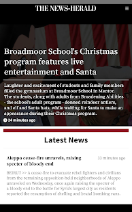 The News-Herald for Android- screenshot thumbnail
