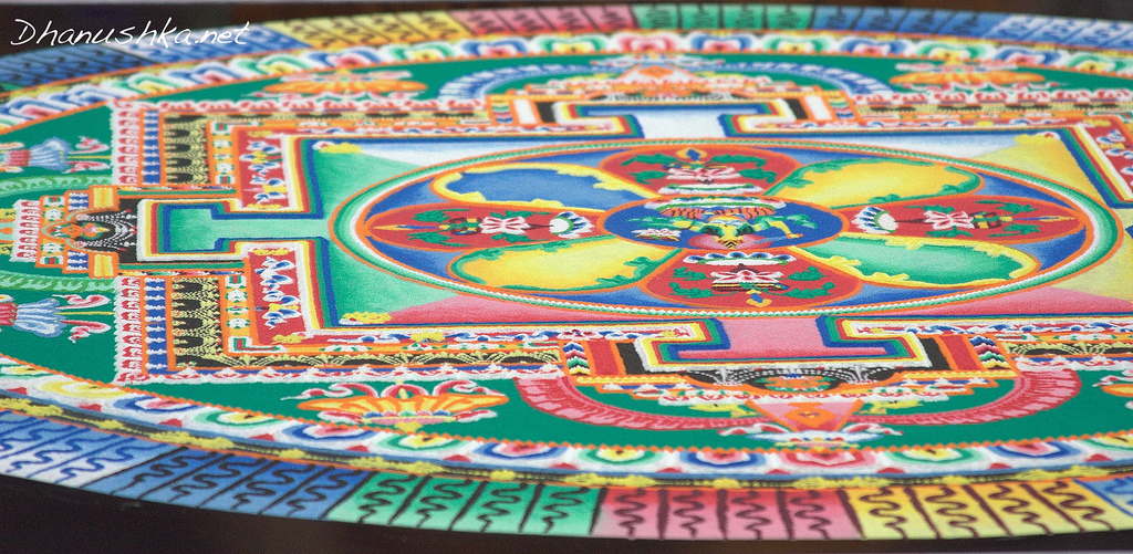 Tibetian Mandala Sand Painting_5540900462_l