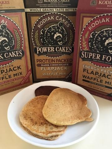 Kodiak Power Cakes Dark Chocolate
